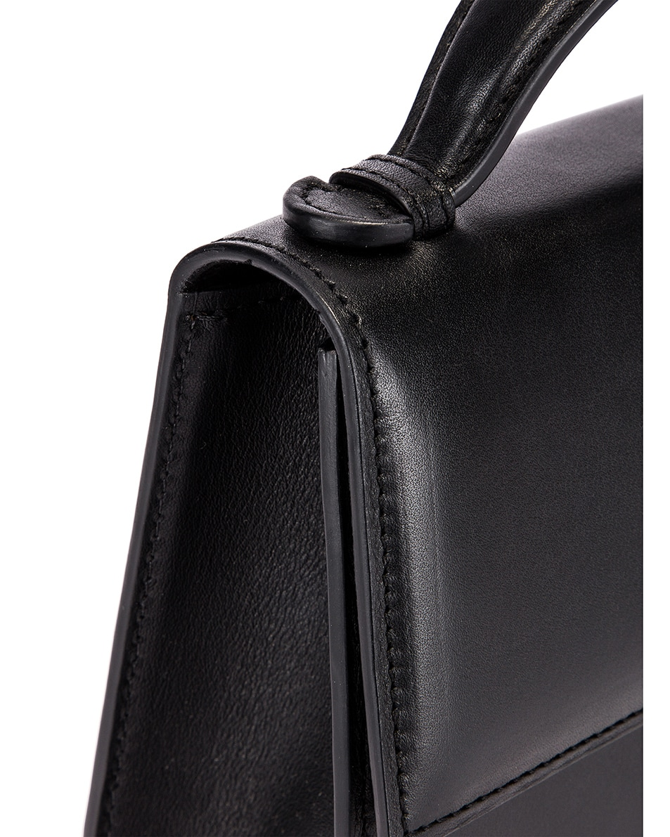 Image 8 of Hunting Season Small Top Handle Bag in Black