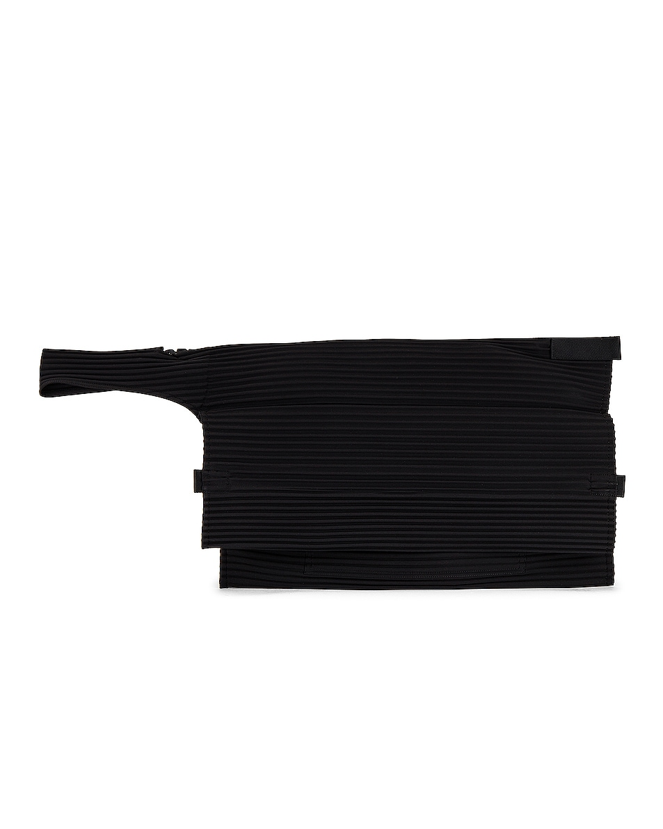 Image 1 of Homme Plisse Issey Miyake Pleats Easy Bag in Black