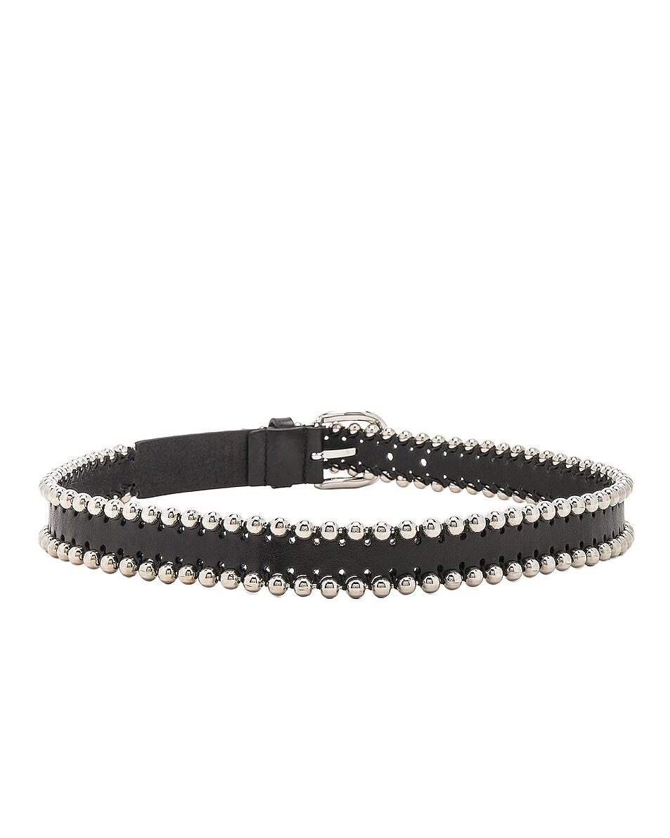 Image 3 of Isabel Marant Tokky Belt in Black
