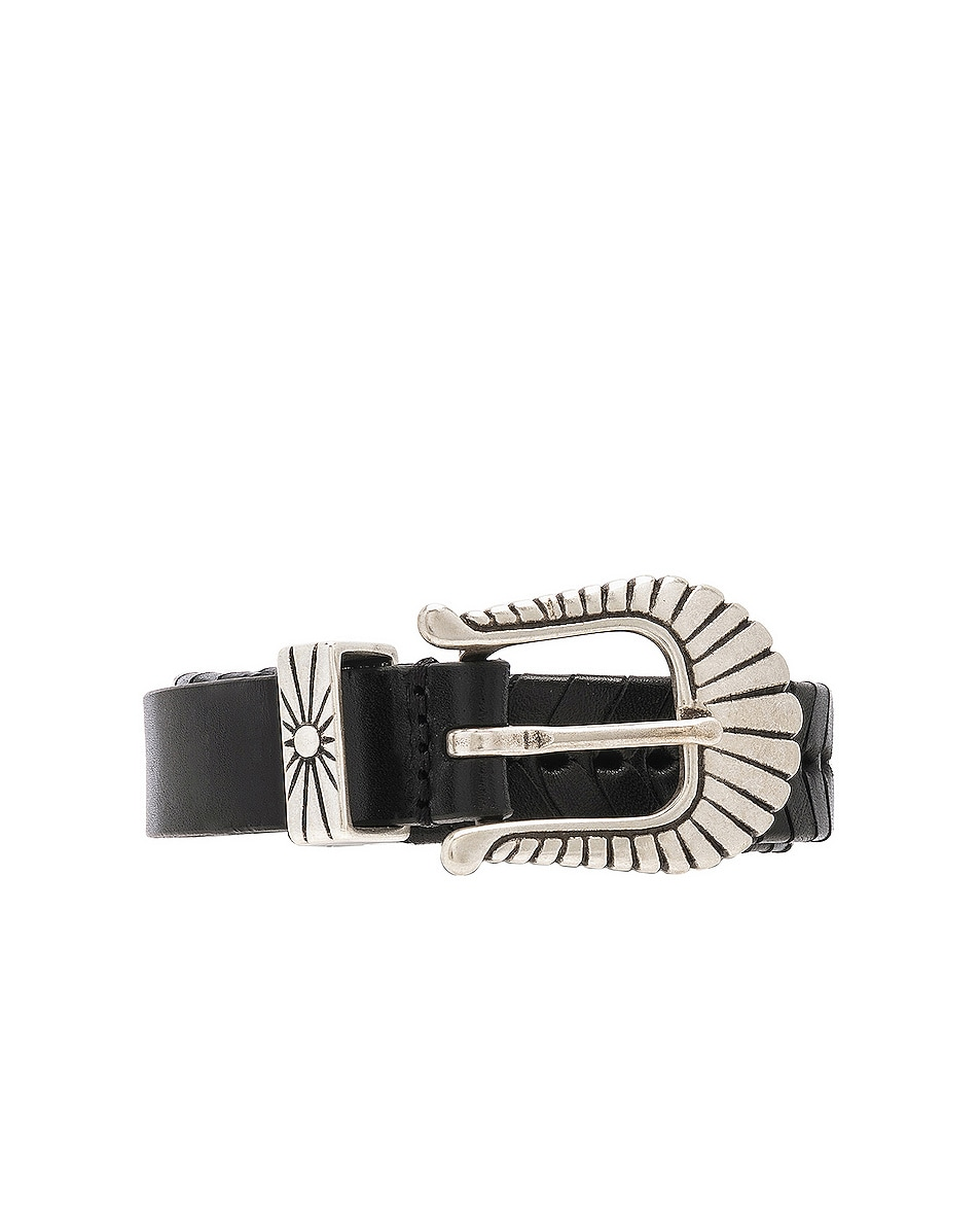 Image 1 of Isabel Marant Jigoo Belt in Black