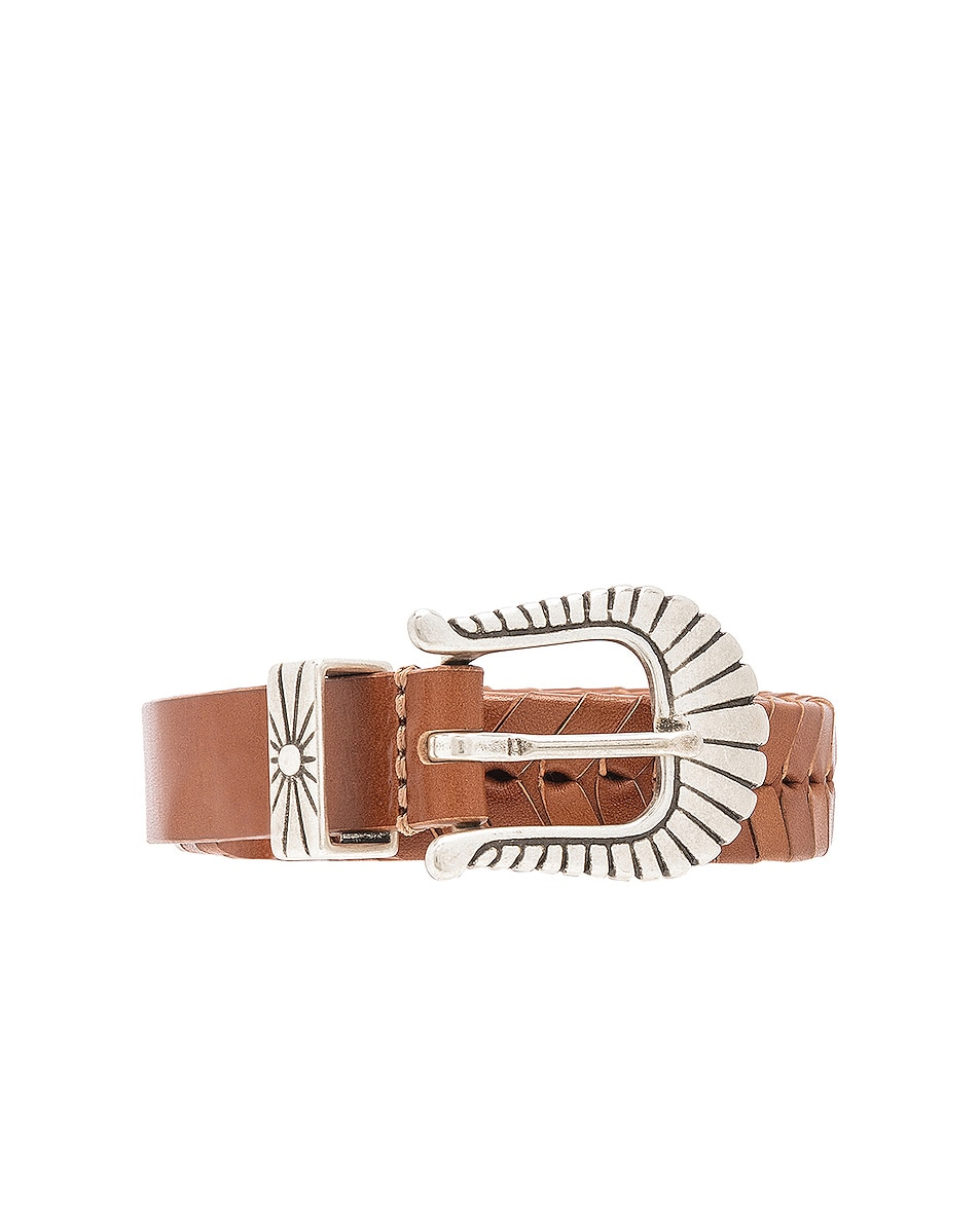 Image 1 of Isabel Marant Jigoo Belt in Natural