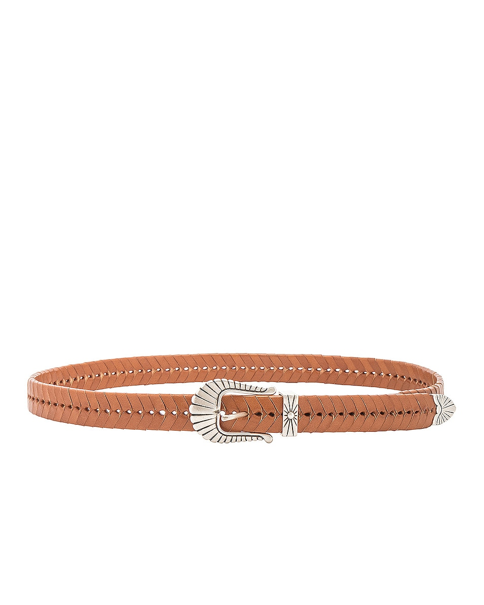 Image 2 of Isabel Marant Jigoo Belt in Natural