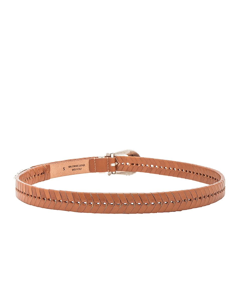 Image 3 of Isabel Marant Jigoo Belt in Natural