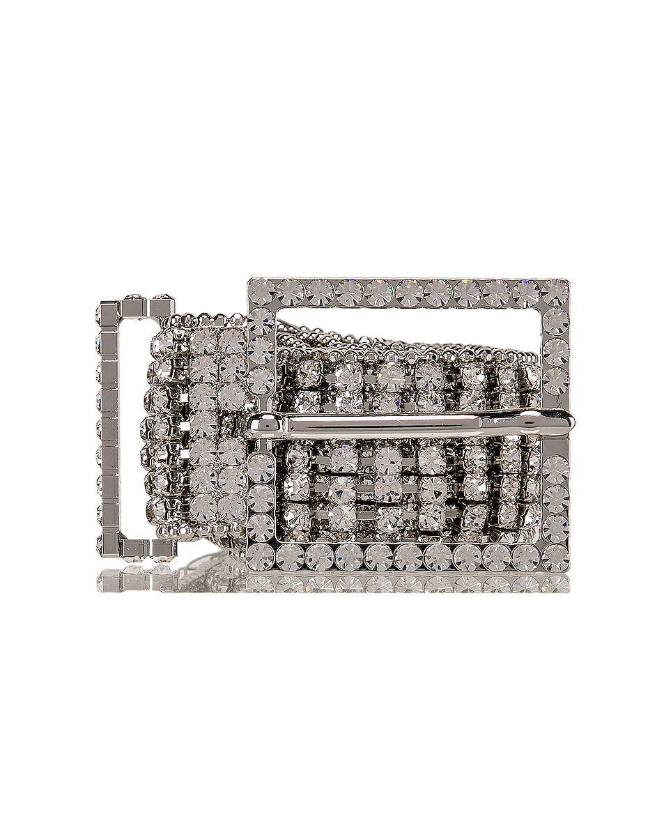 Image 1 of Isabel Marant Joia Belt in Silver