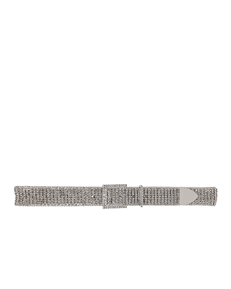 Image 3 of Isabel Marant Joia Belt in Silver