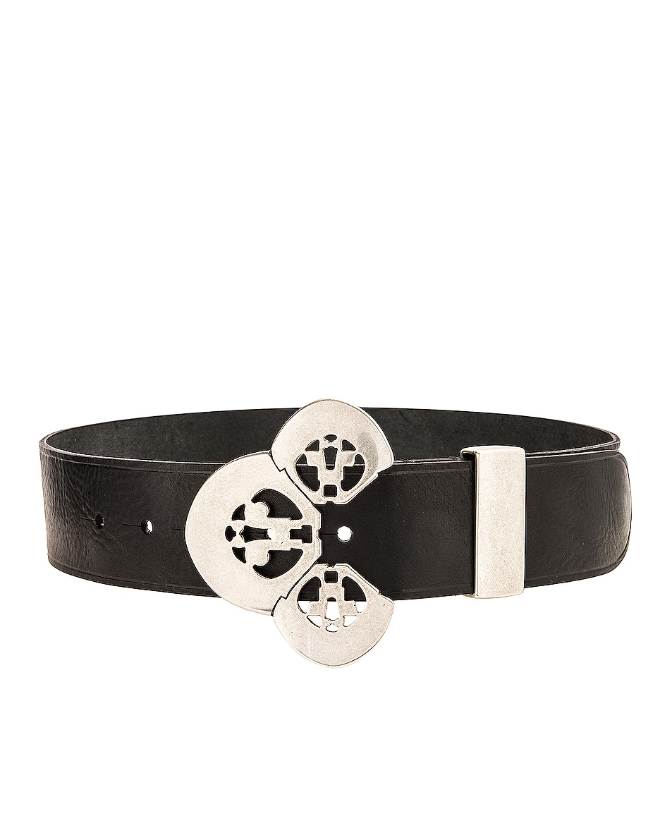 Image 1 of Isabel Marant Adaria Belt in Black