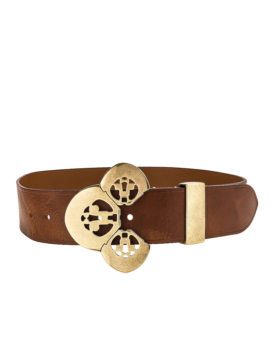 Image 1 of Isabel Marant Adaria Belt in Brown