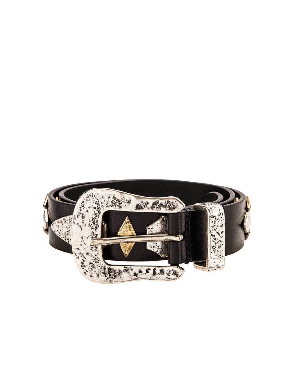 Image 1 of Isabel Marant Dern Belt in Black