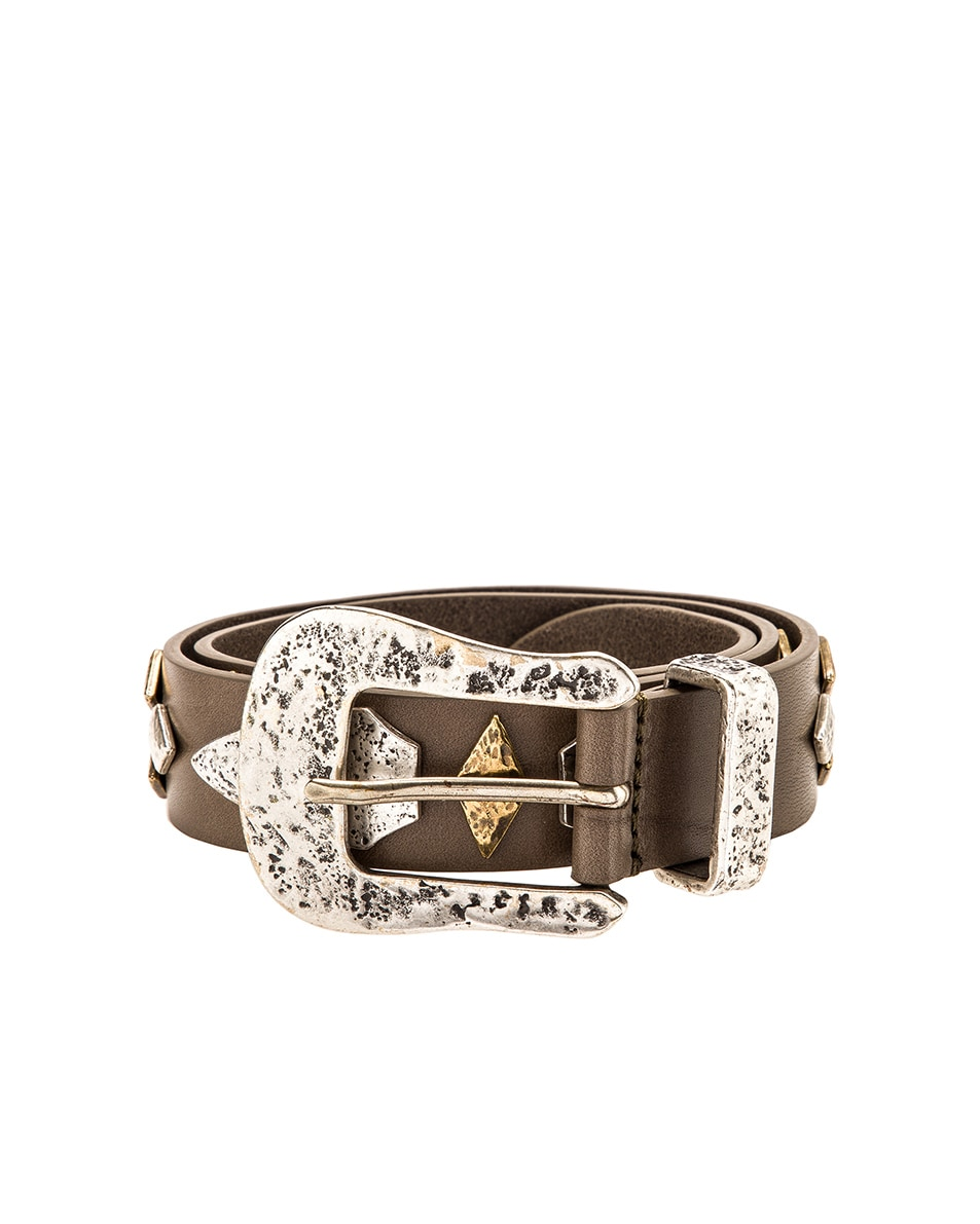 Image 1 of Isabel Marant Dern Belt in Khaki