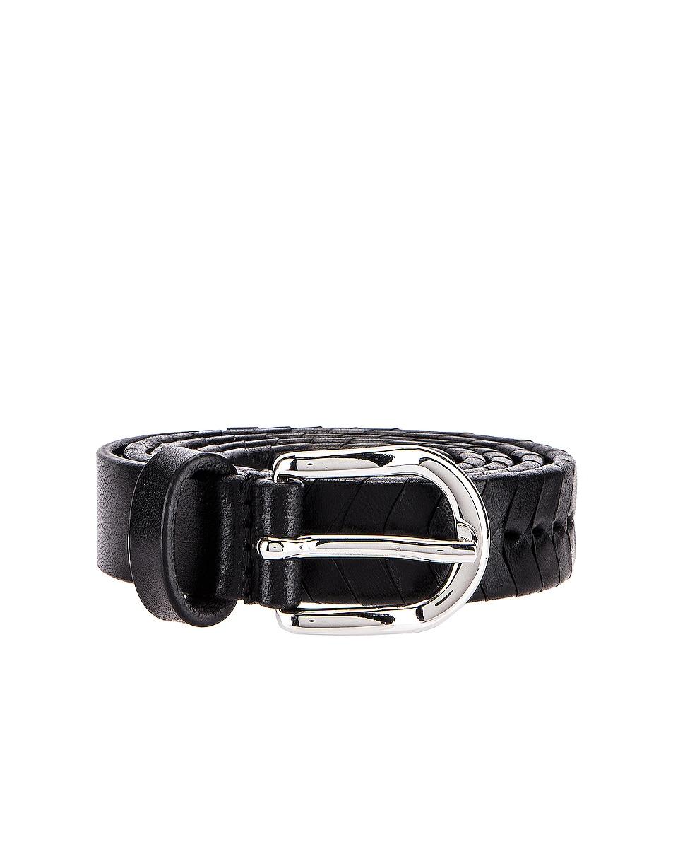 Image 2 of Isabel Marant Pagoo Belt in Black