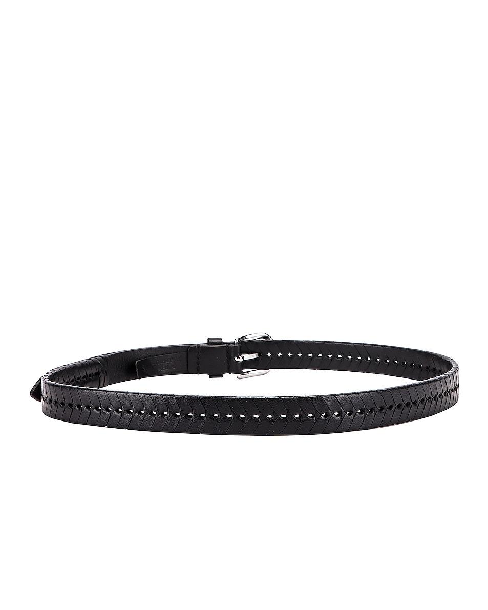 Image 3 of Isabel Marant Pagoo Belt in Black