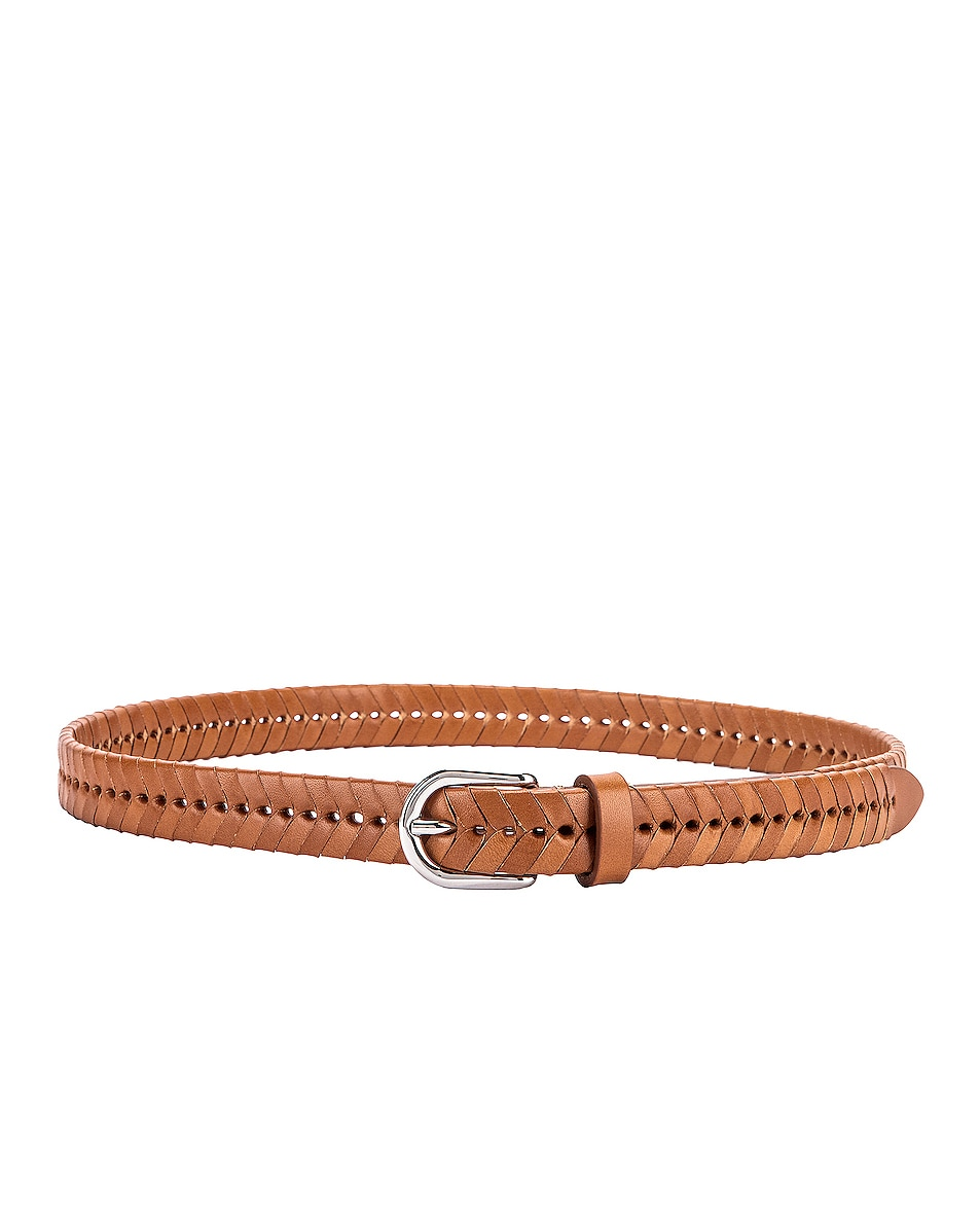 Image 1 of Isabel Marant Pagoo Belt in Natural