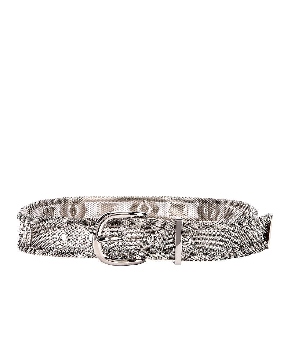 Image 1 of Isabel Marant Bisa Belt in Silver