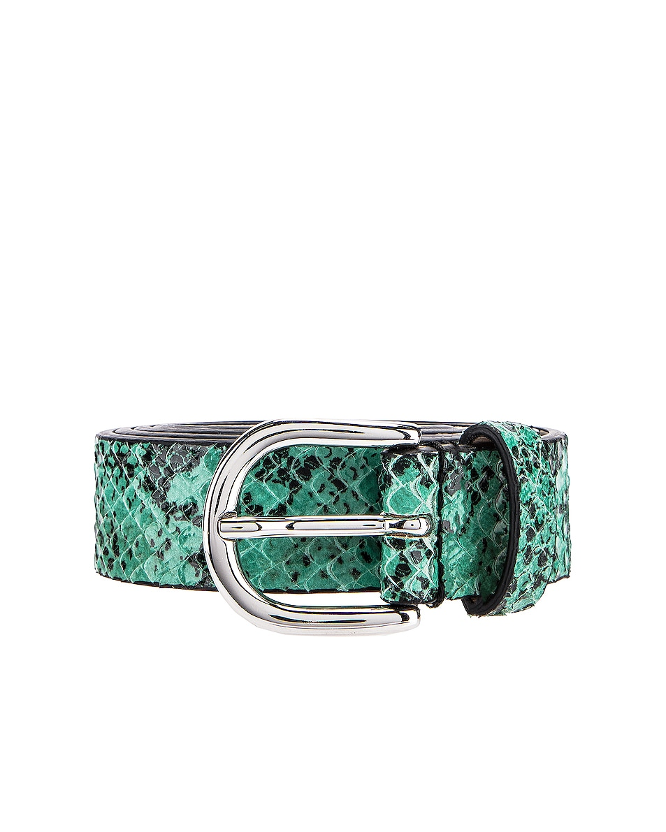 Image 1 of Isabel Marant Zap Belt in Water Green