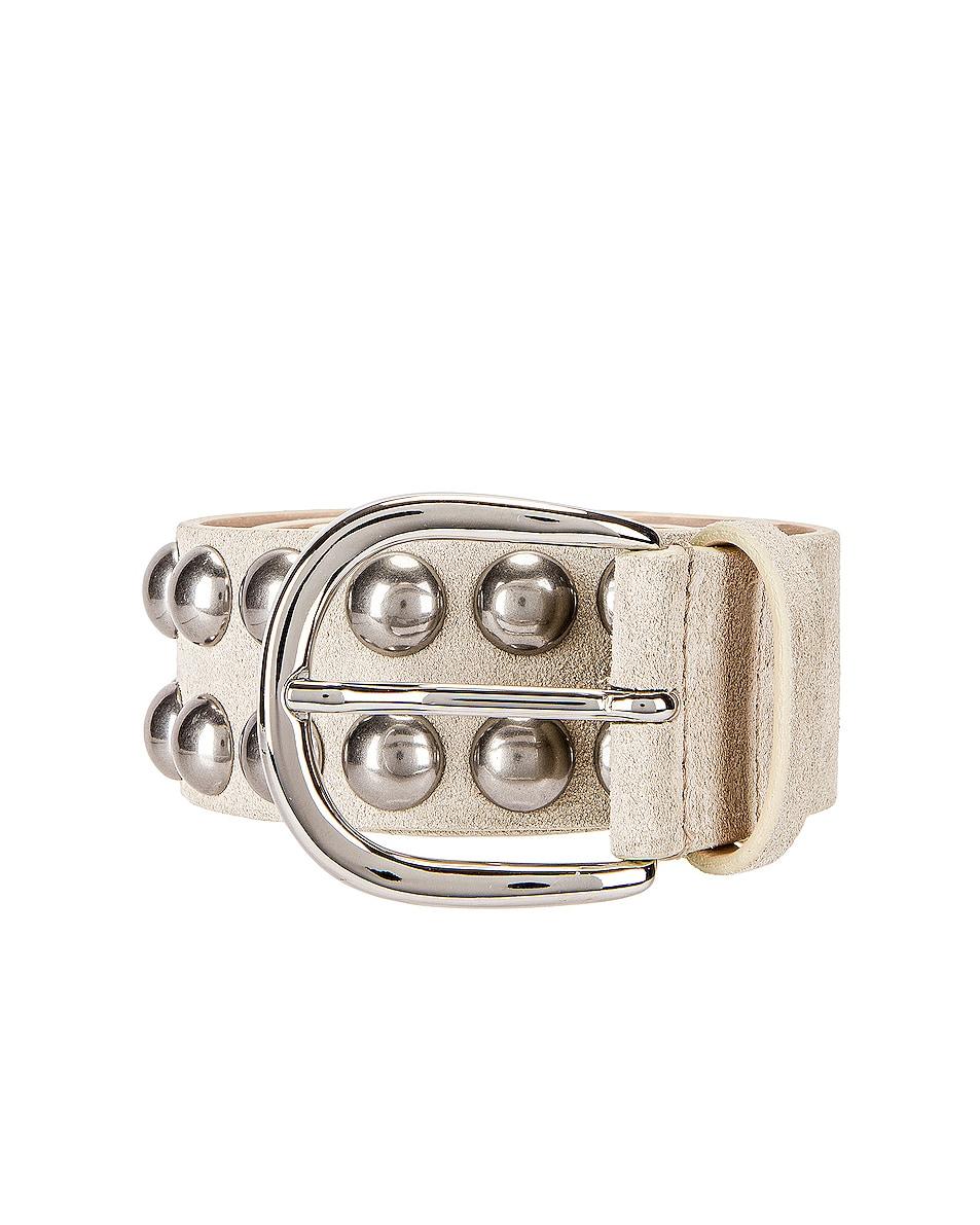 Image 1 of Isabel Marant Zaf Belt in White