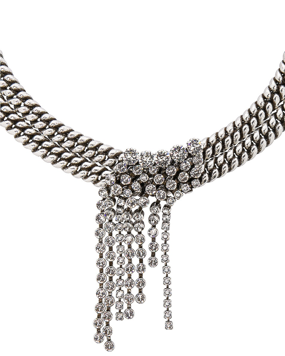 Image 2 of Isabel Marant A Wild Shore Choker in Transparent