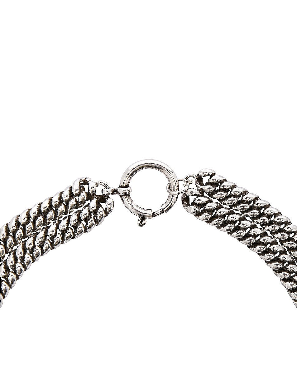 Image 3 of Isabel Marant A Wild Shore Choker in Transparent