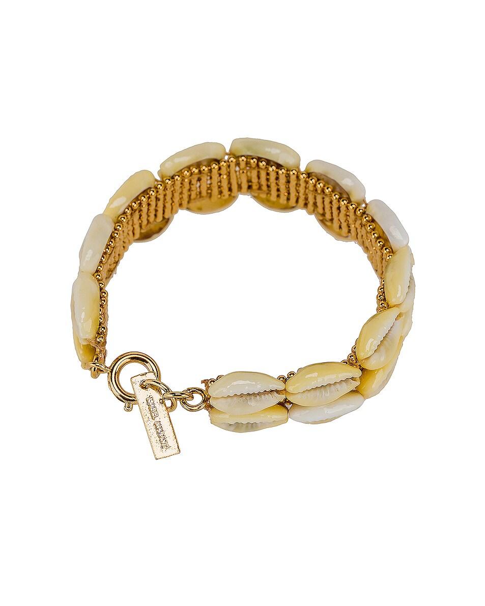 Image 2 of Isabel Marant Shell Bracelet in Dore