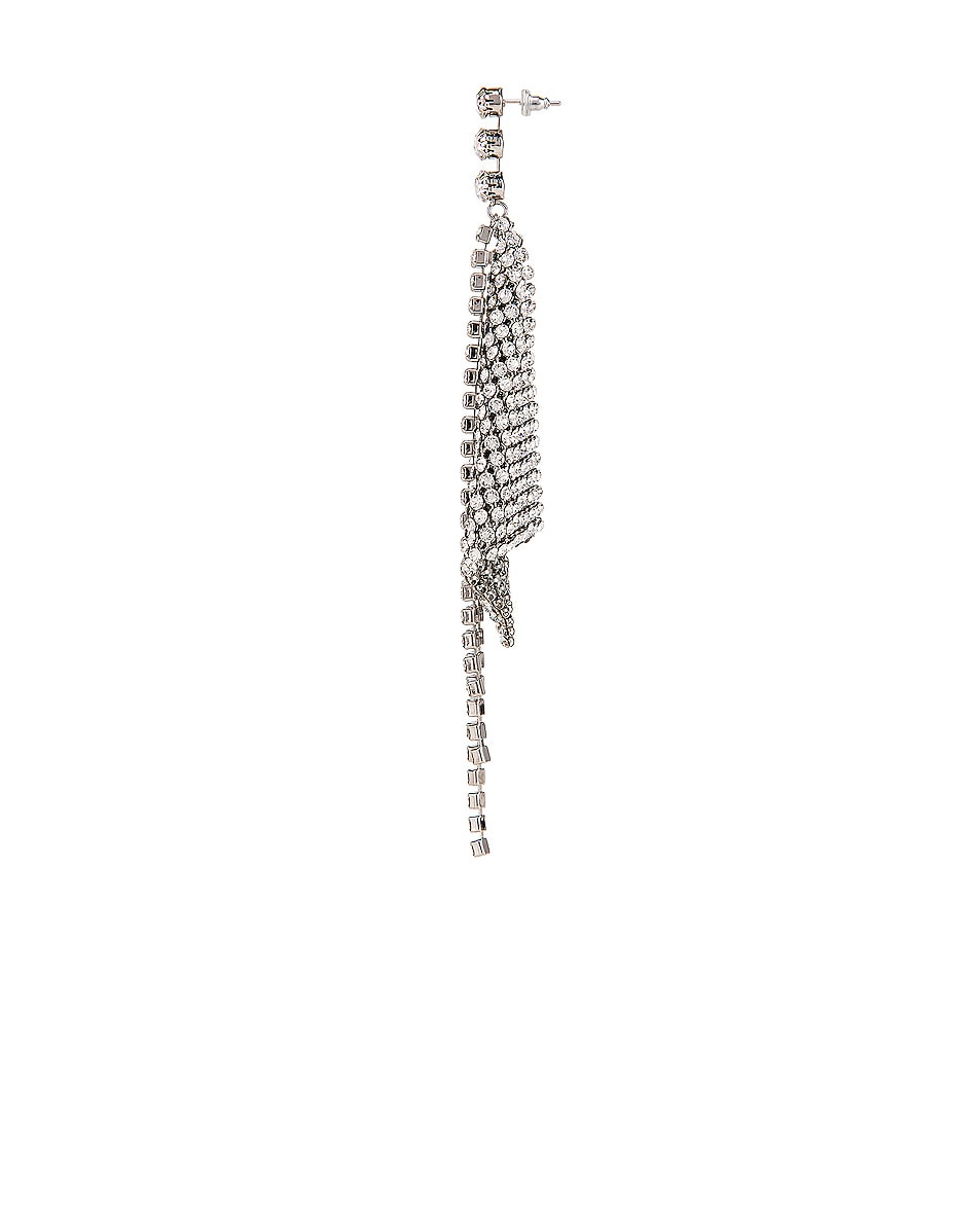 Image 3 of Isabel Marant Nile Single Earring in Transparent