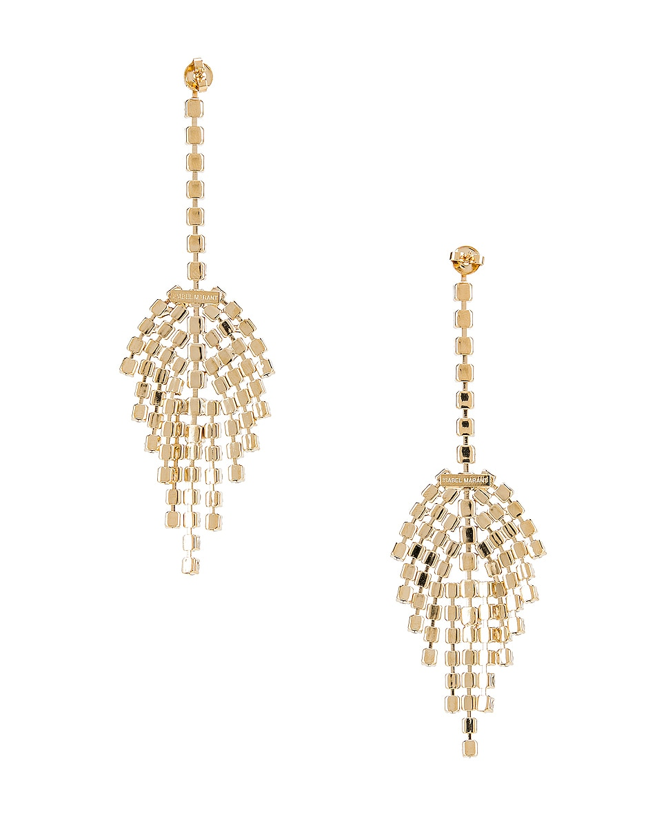 Image 4 of Isabel Marant Aless Earrings in Multicolor