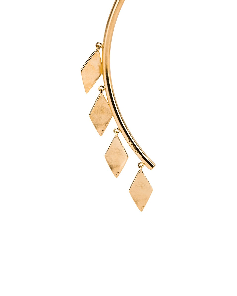 Image 2 of Isabel Marant Geometric Dangle Choker in Dore