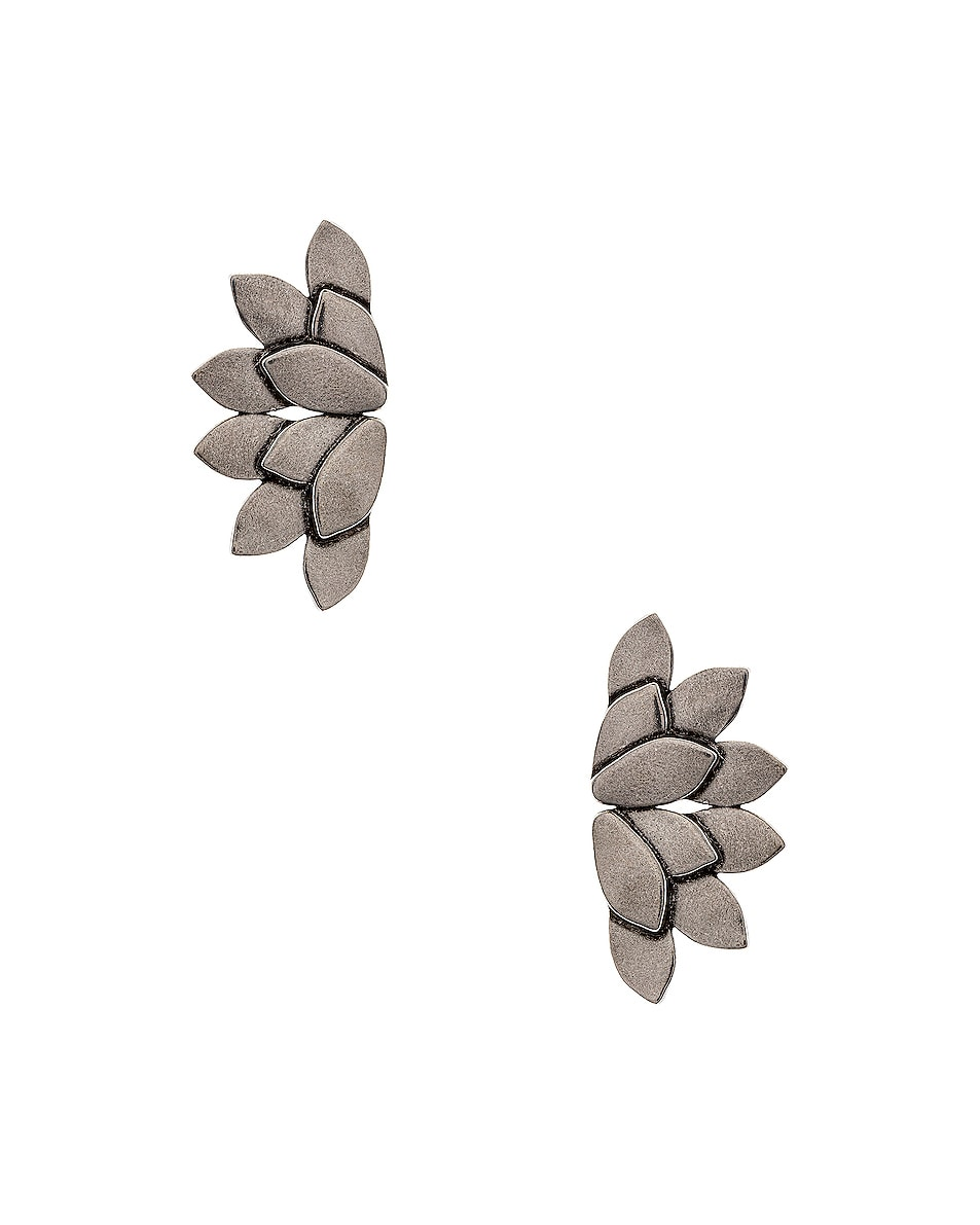 Image 1 of Isabel Marant Boucle Oreille Earrings in Silver