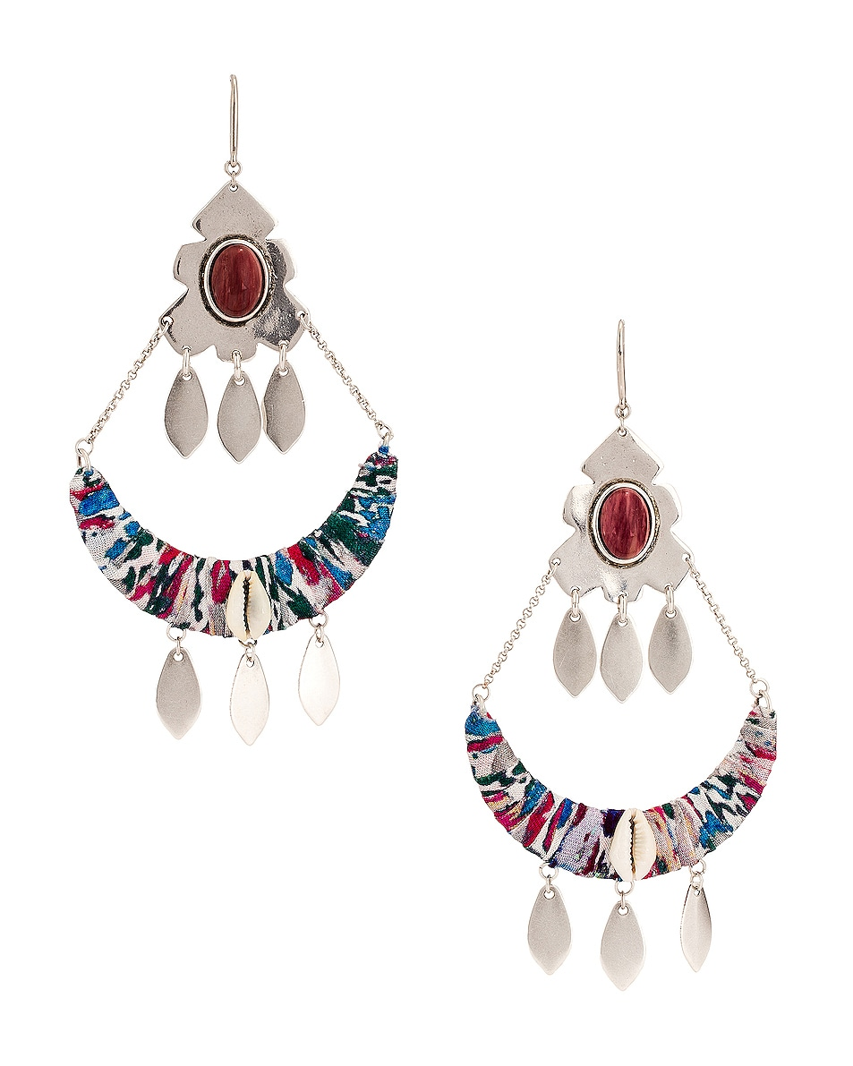 Image 1 of Isabel Marant Boucle Oreille Earrings in Blue