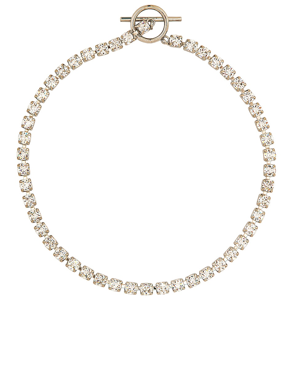 Image 1 of Isabel Marant Melting Choker in Transparent