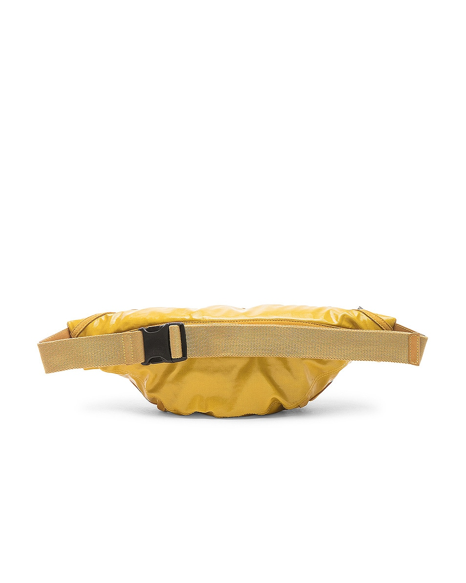 Image 3 of Isabel Marant Noomi Fanny Pack in Yellow