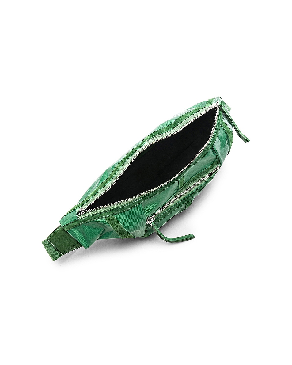 Image 5 of Isabel Marant Noomi Fanny Pack in Green