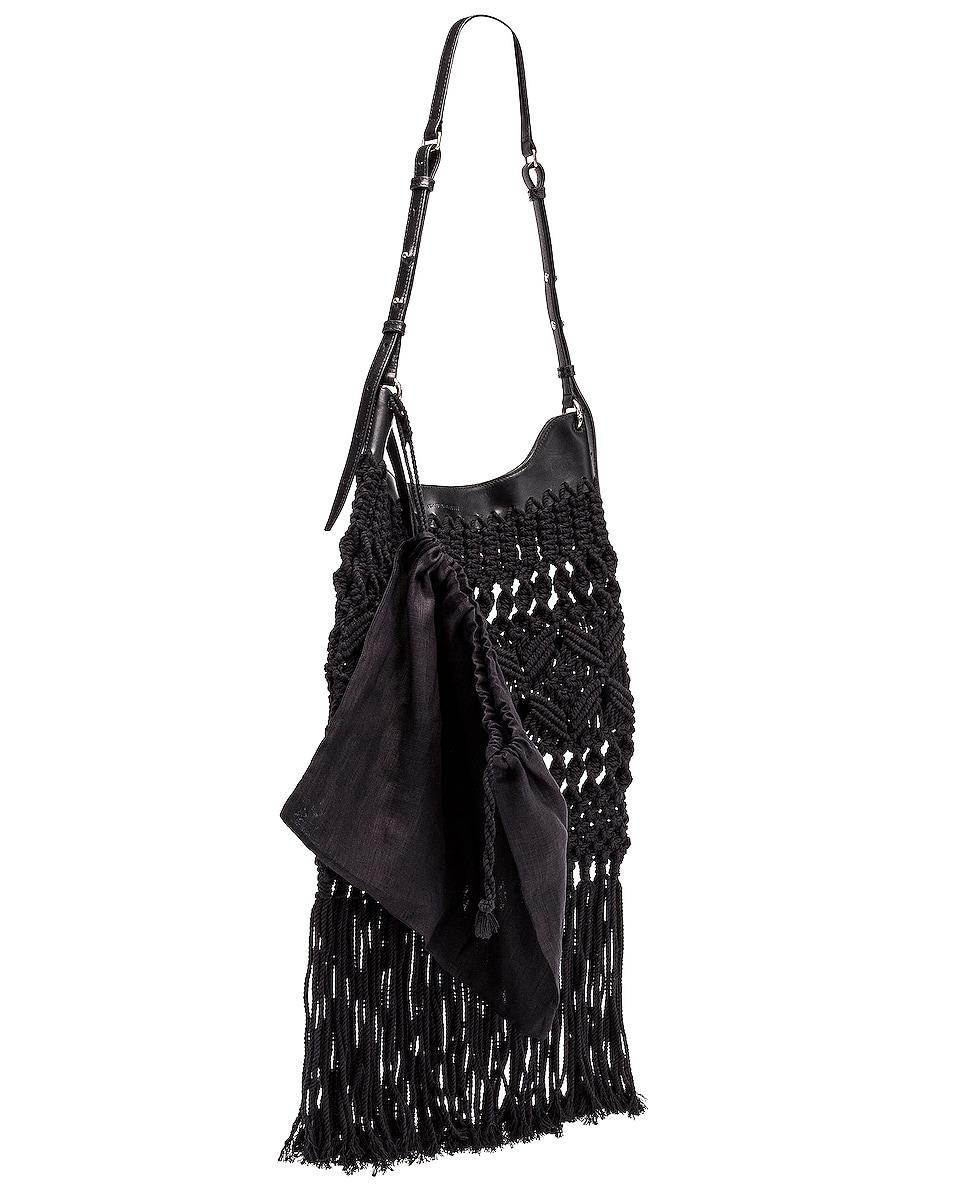 Image 4 of Isabel Marant Teomia Bag in Black
