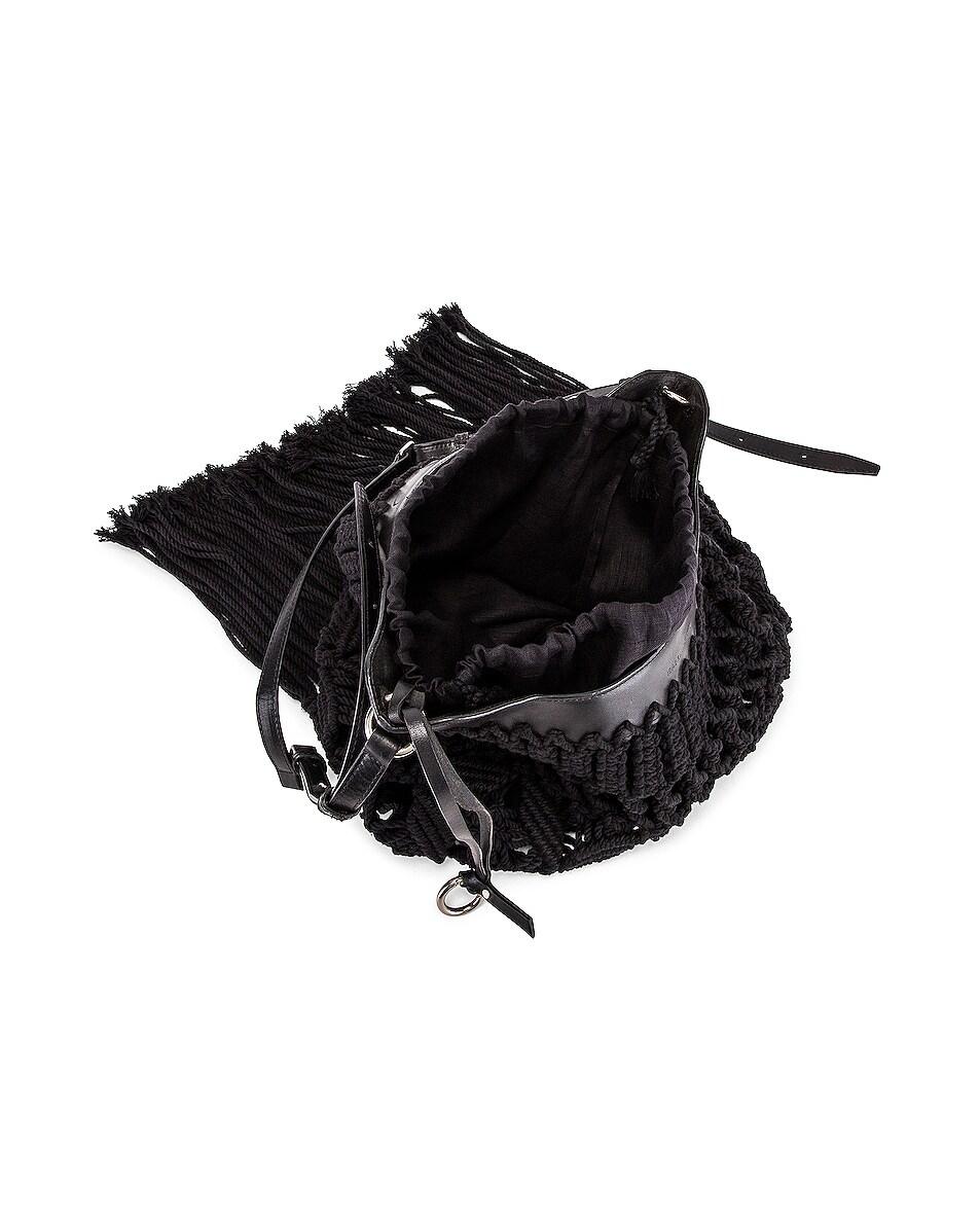 Image 5 of Isabel Marant Teomia Bag in Black