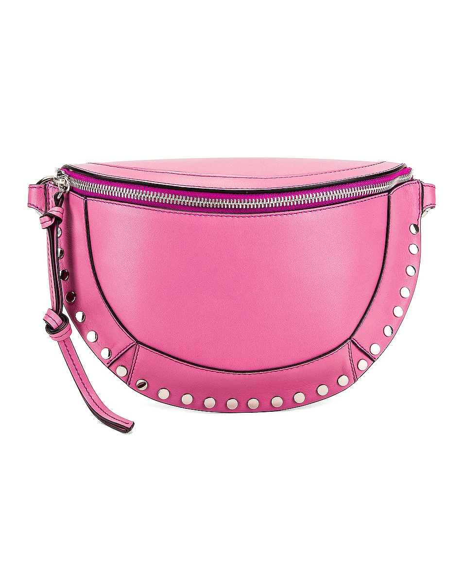 Image 1 of Isabel Marant Skano Fanny Pack in Pink