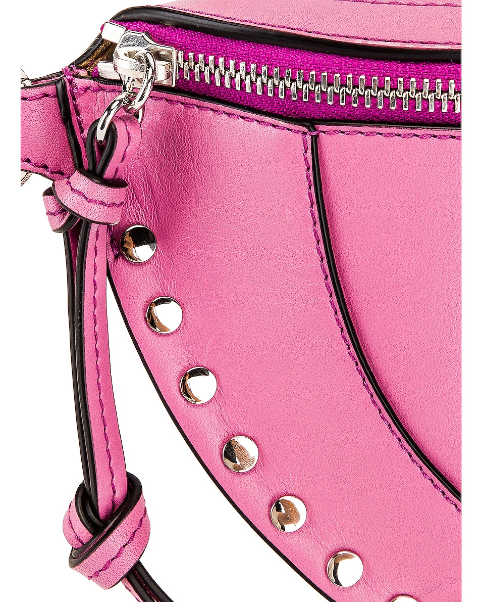 Image 7 of Isabel Marant Skano Fanny Pack in Pink