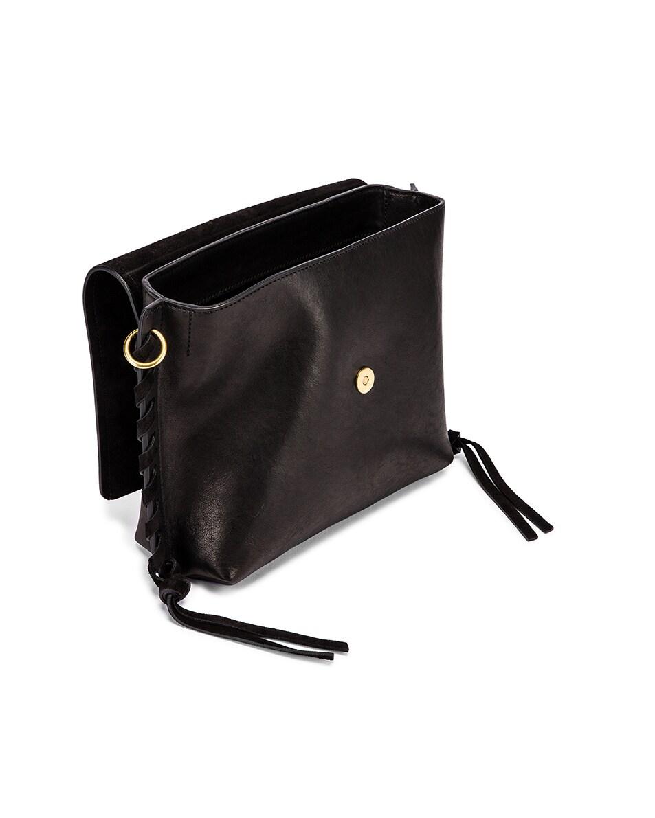 Image 5 of Isabel Marant Asli Bag in Black