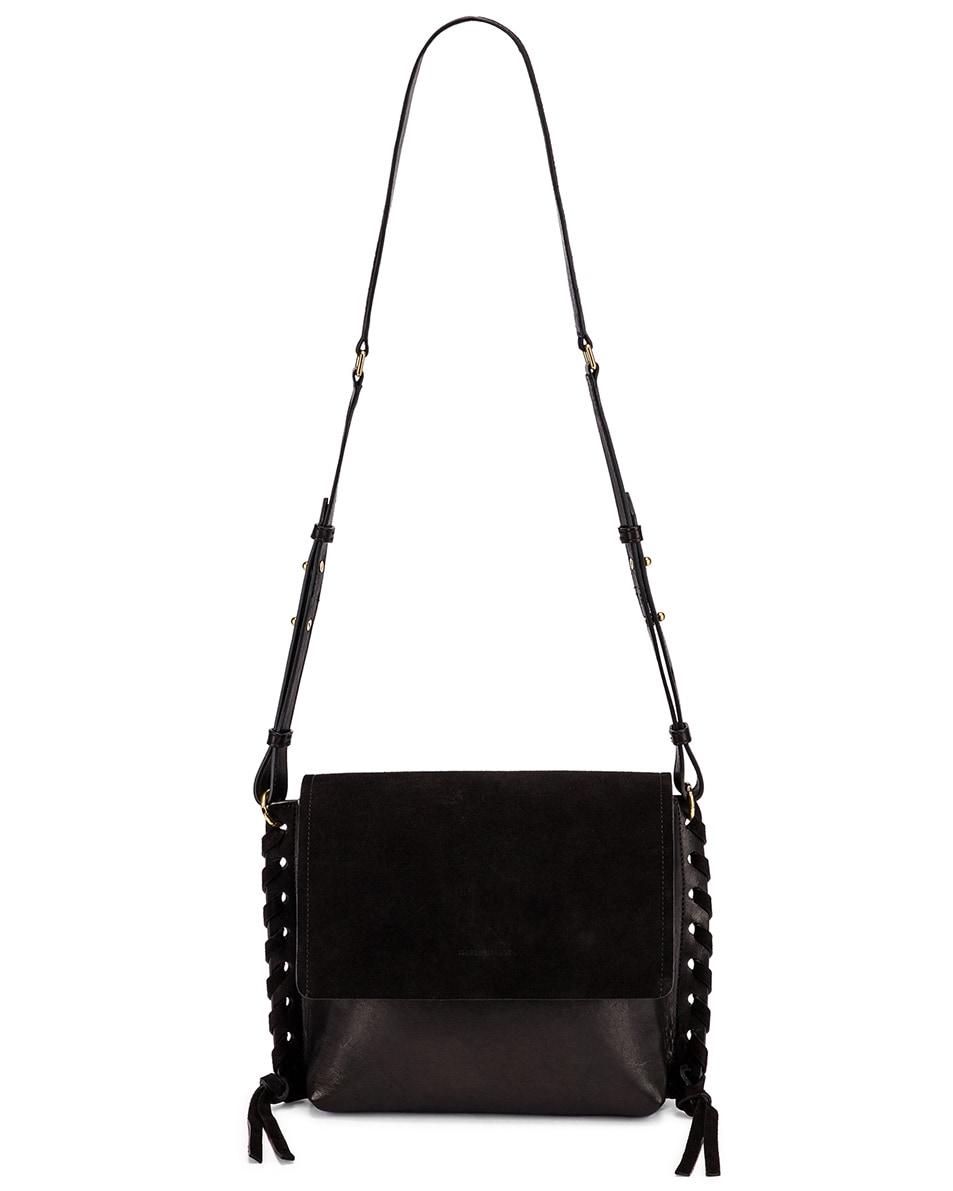 Image 6 of Isabel Marant Asli Bag in Black