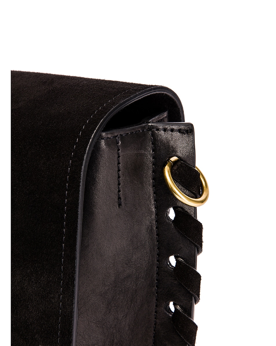 Image 8 of Isabel Marant Asli Bag in Black