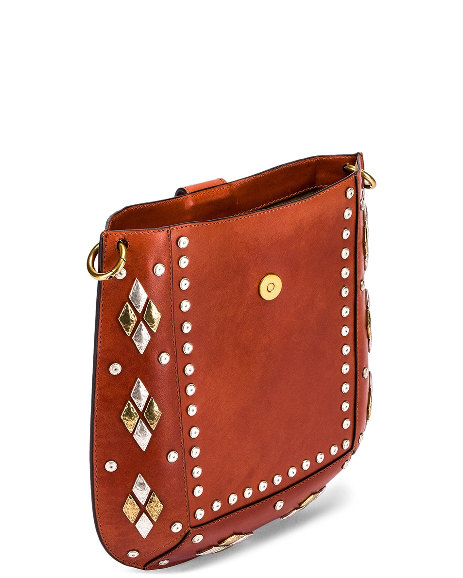 Image 5 of Isabel Marant Oskan Bag in Rust