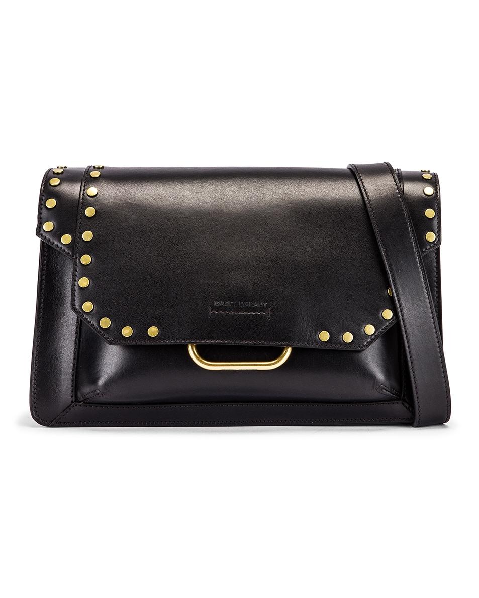 Image 1 of Isabel Marant Maskhia Shoulder Bag in Black