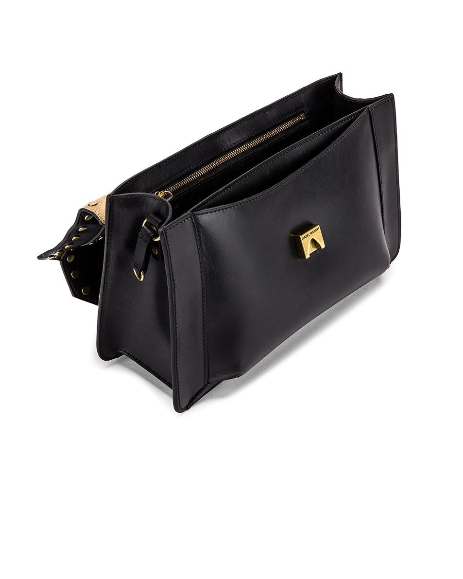 Image 5 of Isabel Marant Maskhia Shoulder Bag in Black