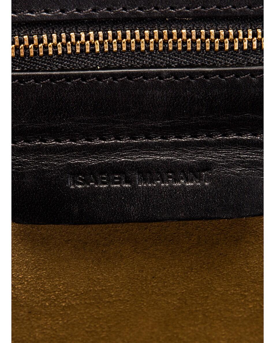 Image 7 of Isabel Marant Maskhia Shoulder Bag in Black