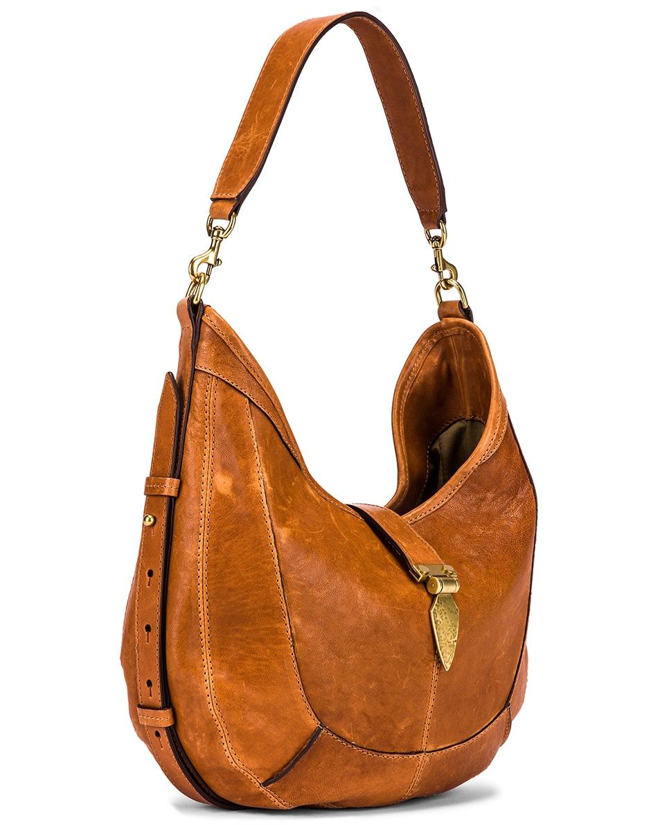 Image 4 of Isabel Marant Kaliko Bag in Cognac