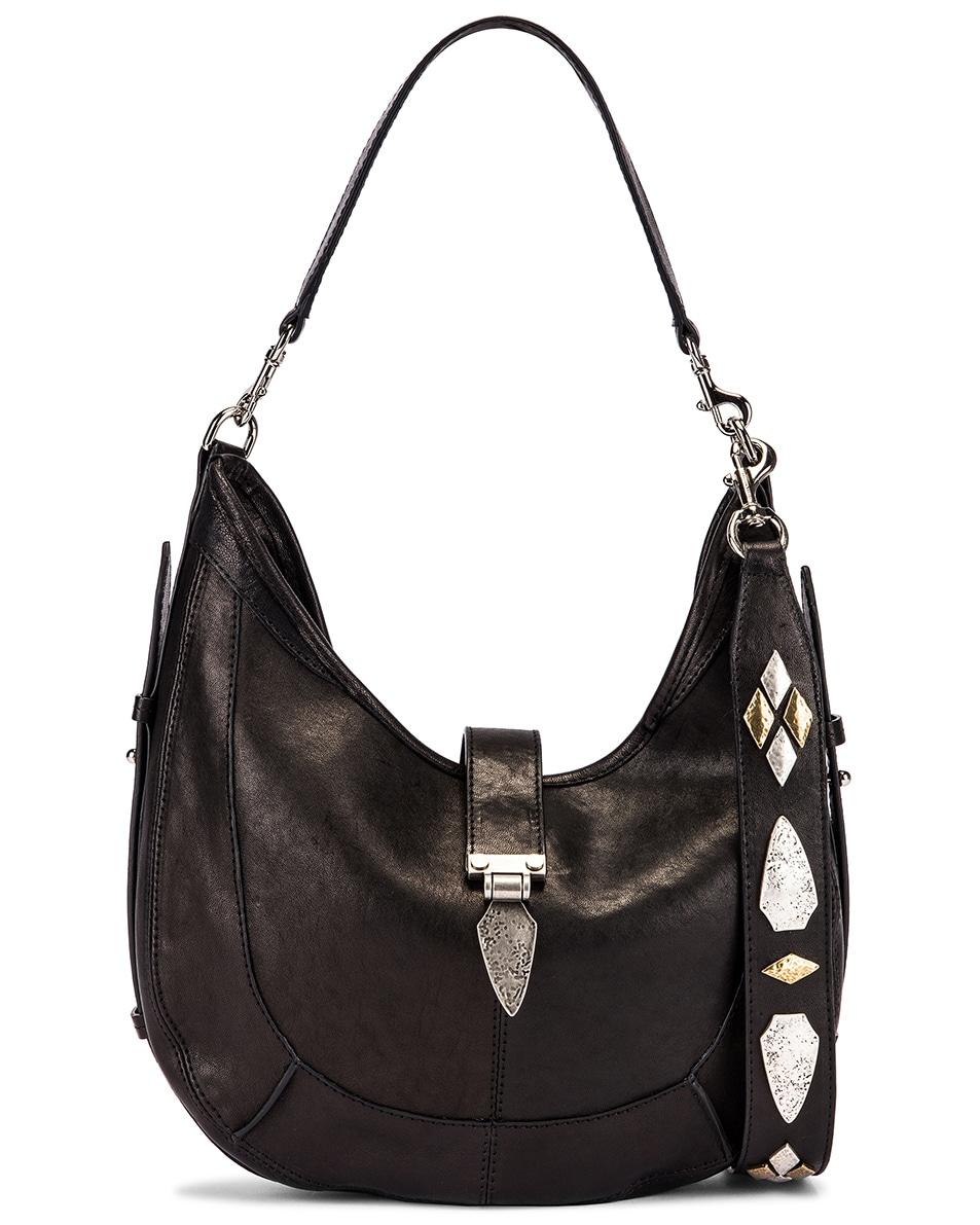 Image 1 of Isabel Marant Kaliko Bag in Black