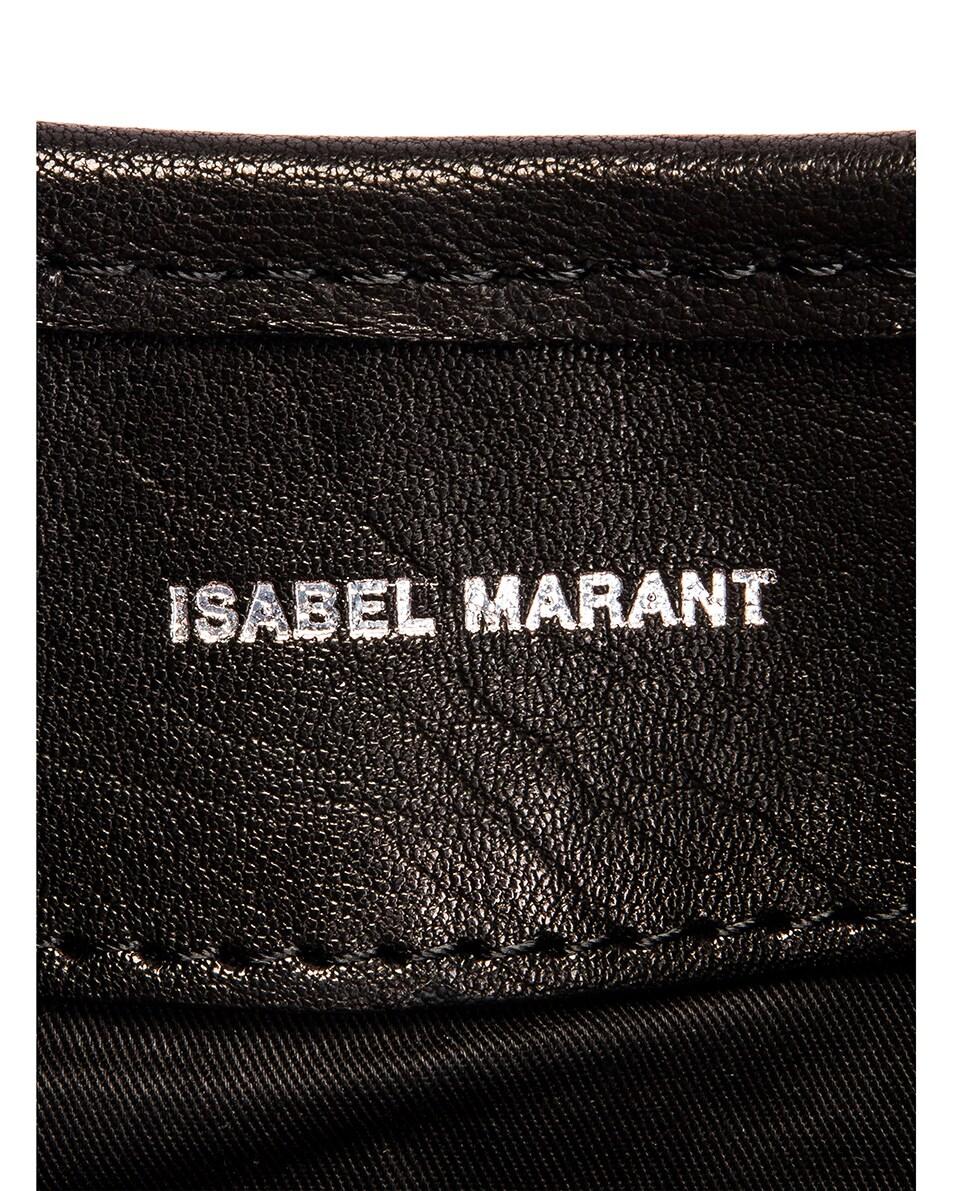 Image 7 of Isabel Marant Kaliko Bag in Black