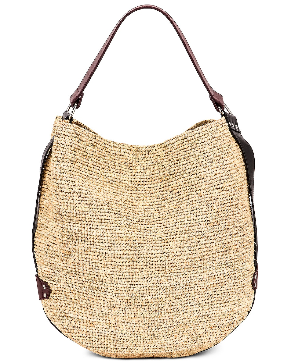 Image 1 of Isabel Marant Bayia Bag in Natural