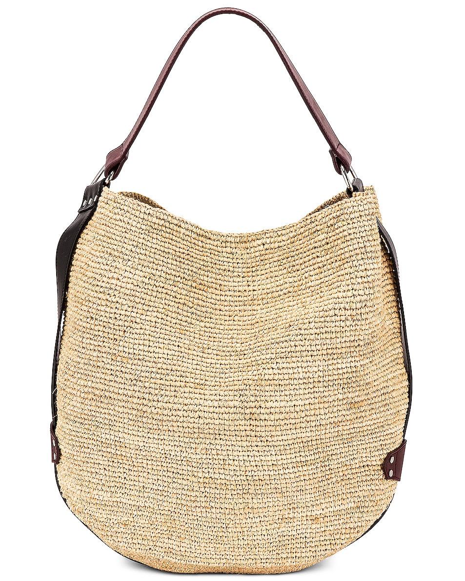 Image 3 of Isabel Marant Bayia Bag in Natural