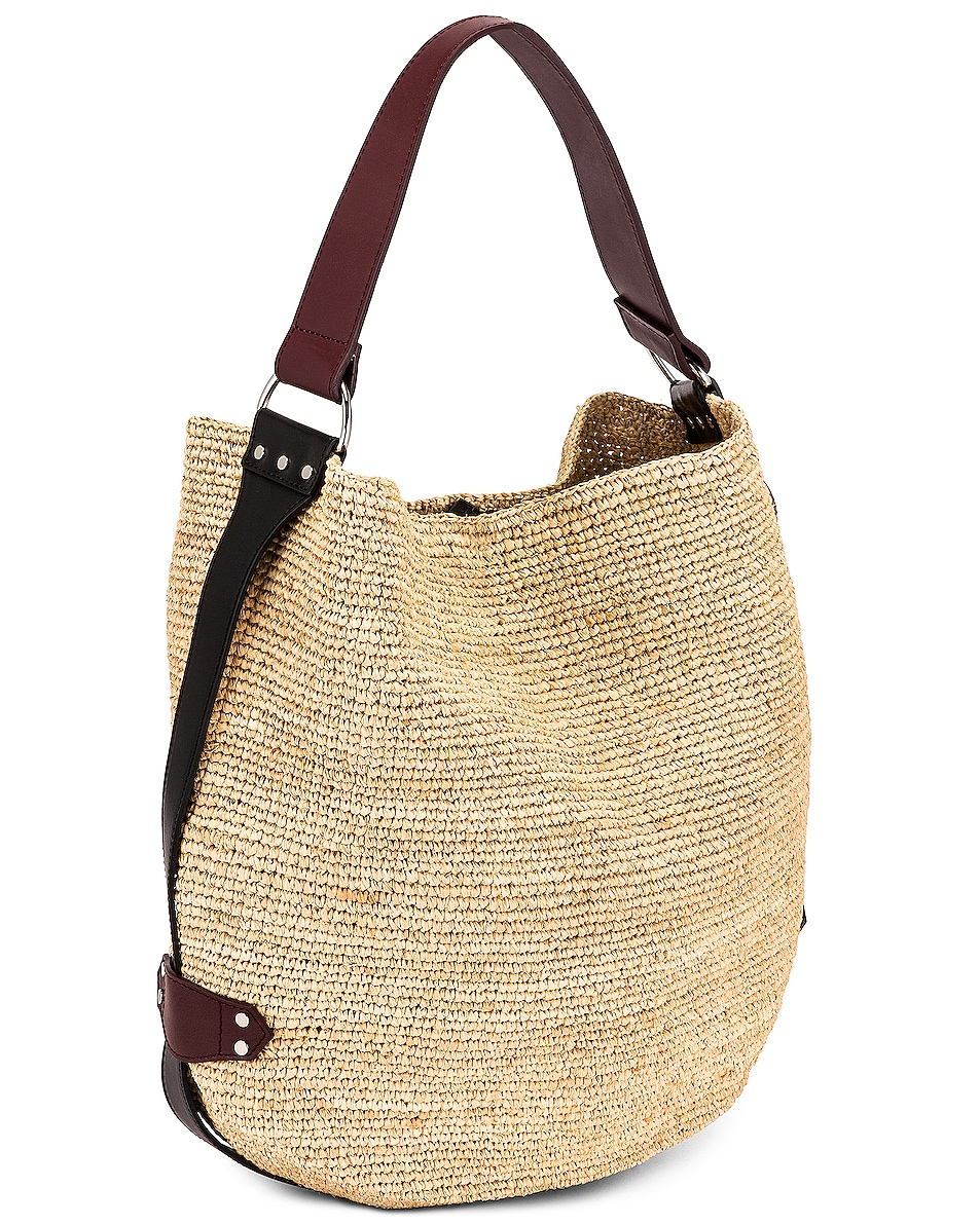 Image 4 of Isabel Marant Bayia Bag in Natural