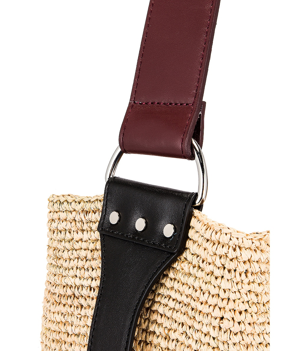 Image 7 of Isabel Marant Bayia Bag in Natural