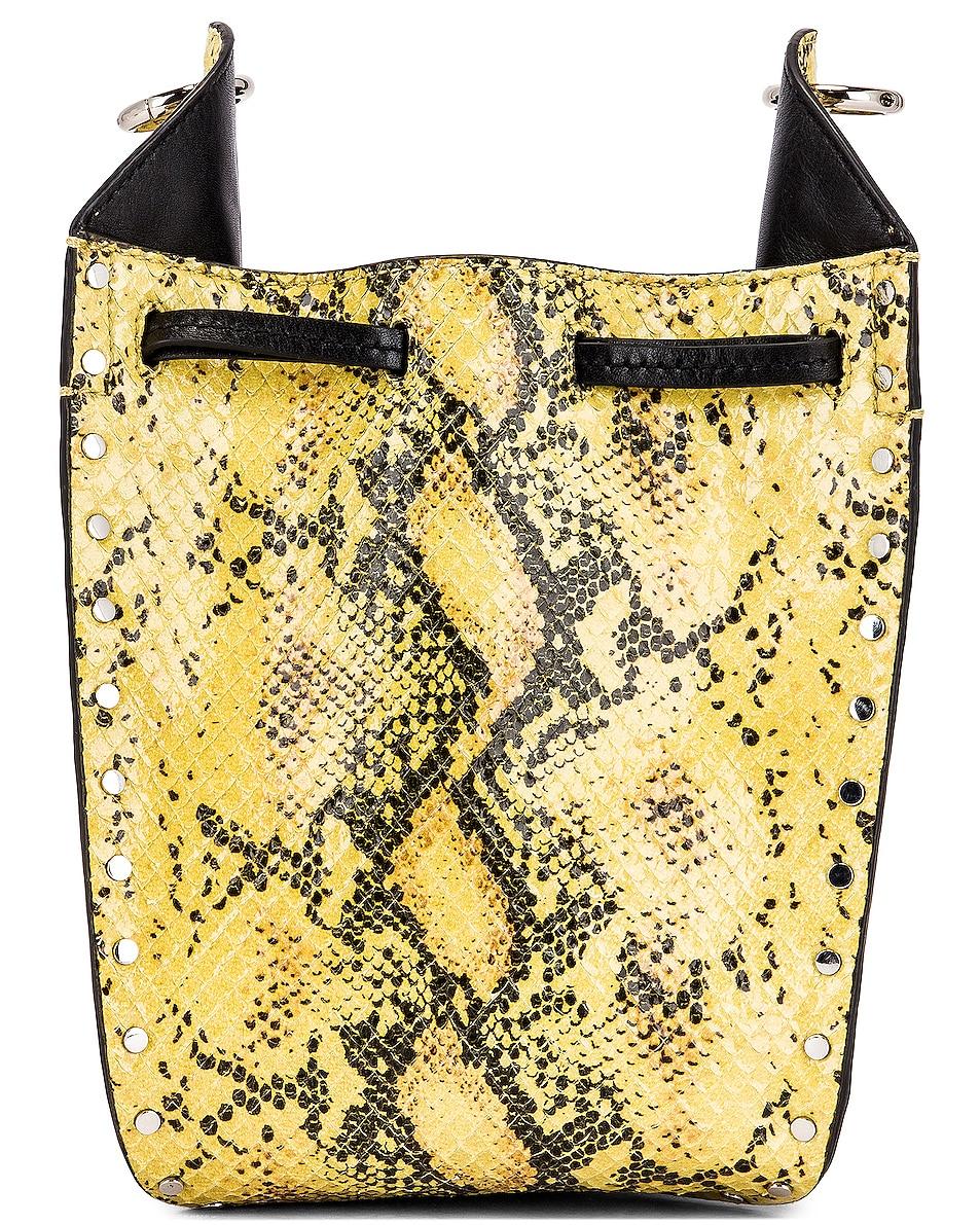 Image 2 of Isabel Marant Radja Bag in Light Yellow