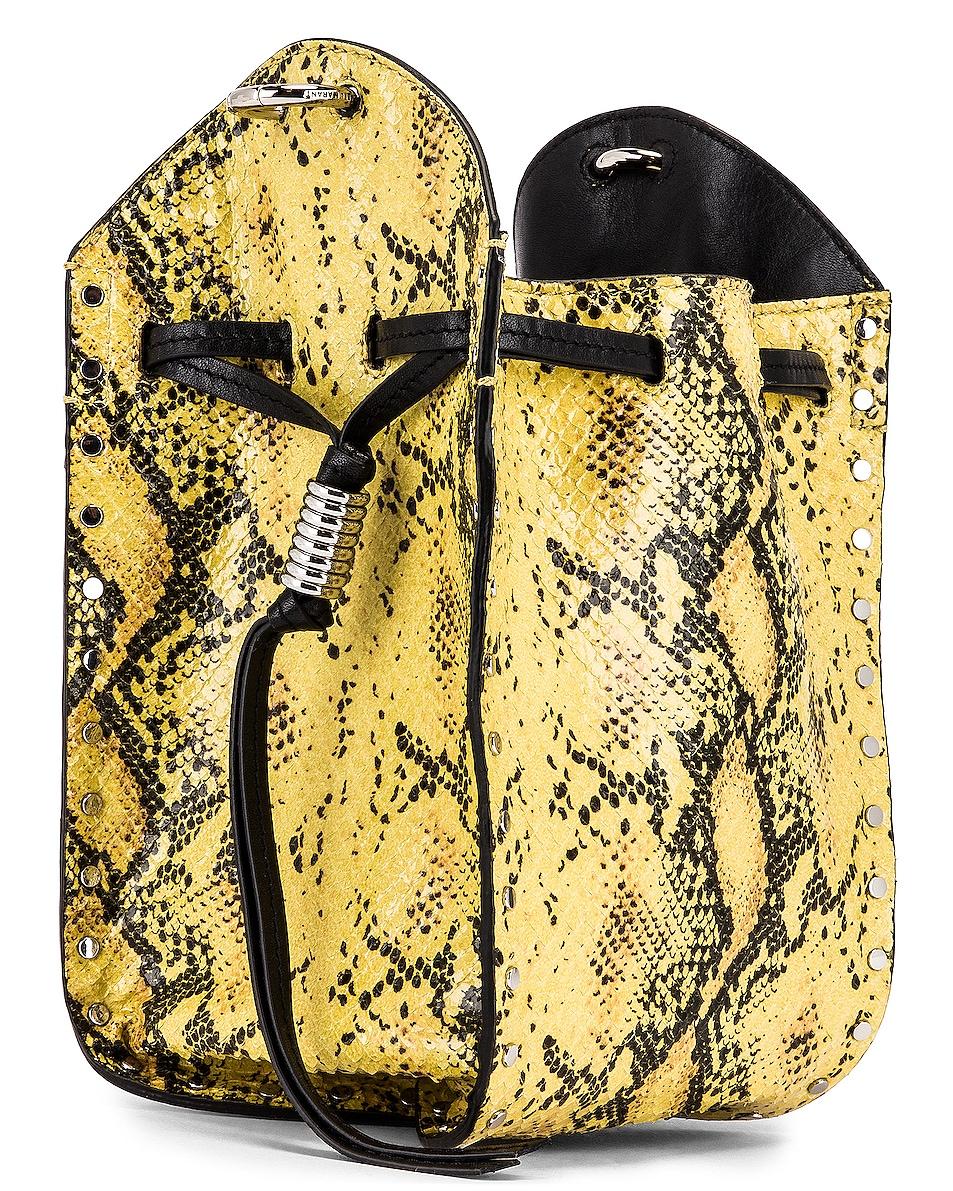 Image 3 of Isabel Marant Radja Bag in Light Yellow